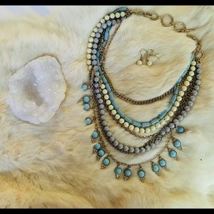 Jewelry - Necklace Set w/ Earrings